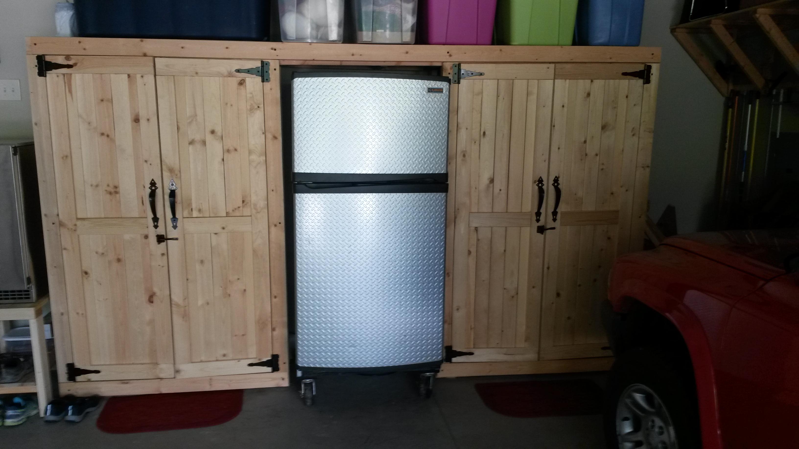 shop large full custom shelving cabinet design of designs garage storage size hanging cabinets